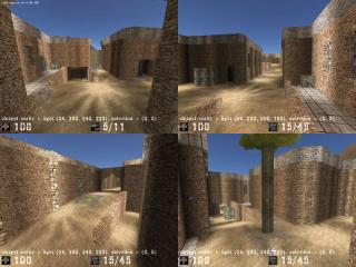 Dust2 for ActionCube