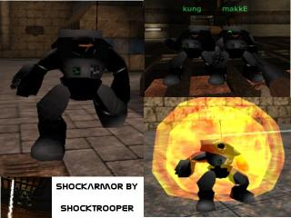 Player ShockMod