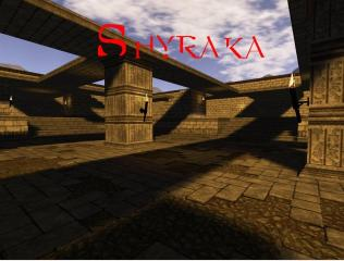 Shyraka  Version 2 - Update 1