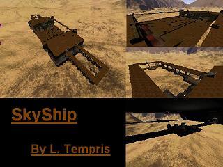 SkyShip (upgraded2)