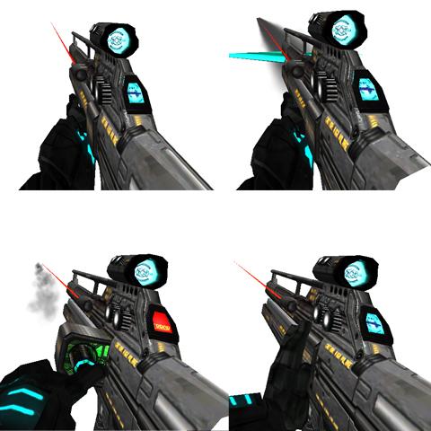 Snout's Railgun