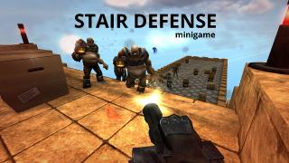 Stair Defense (Minigame)