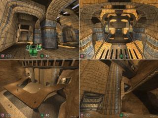 SauerGod's Temple