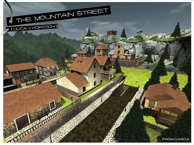 The Mountain Street