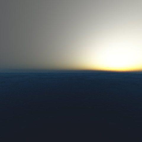 Dawn skybox
